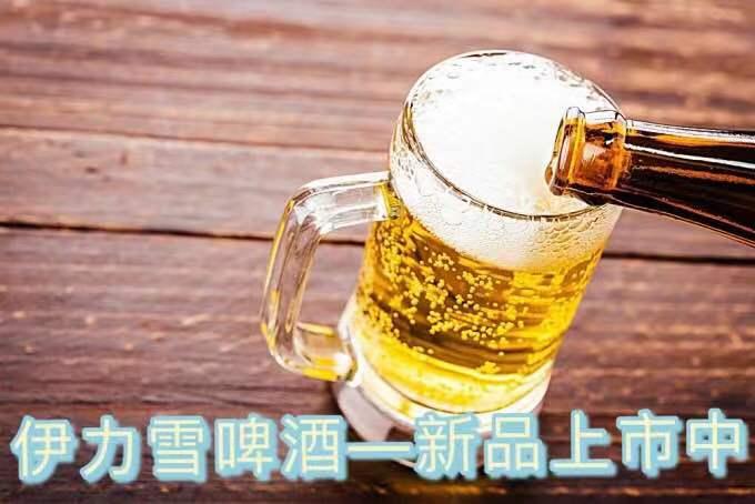 伊力雪啤酒2款